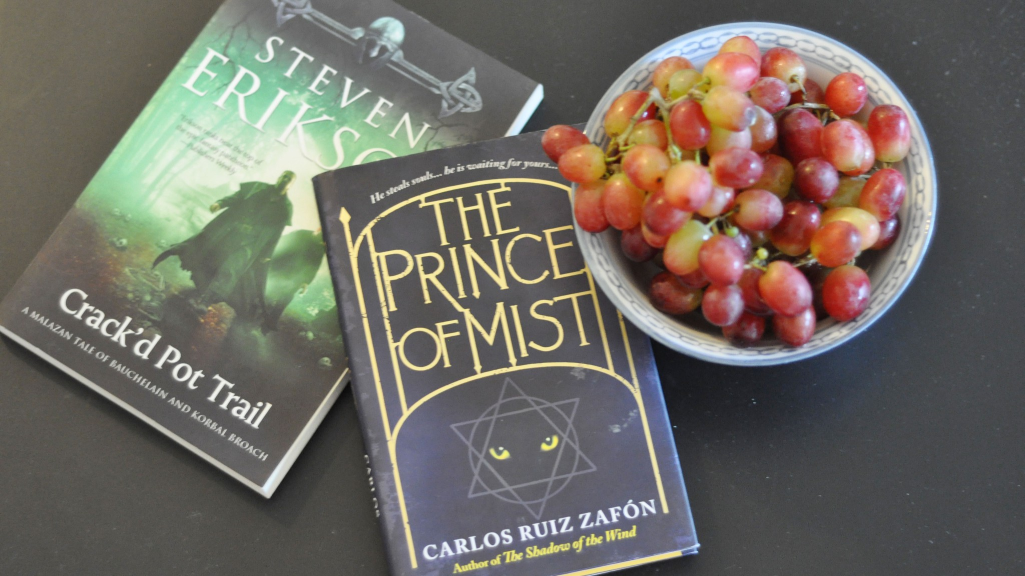 Zafon the Prince of Mist Review